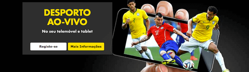 Desporto ao Vivo bet365 movil