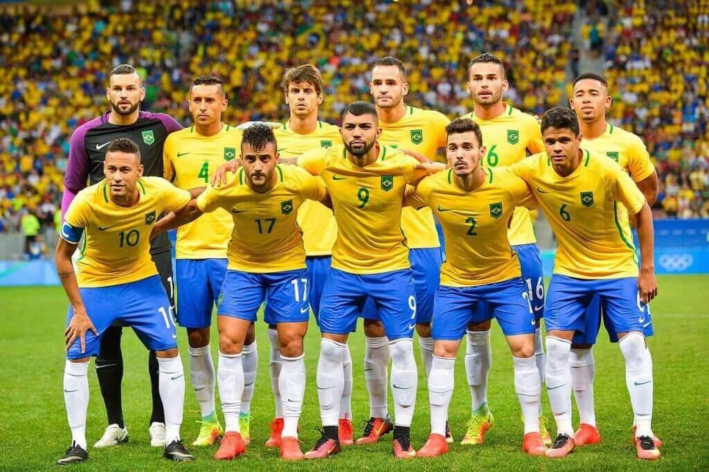 time de futebol brasileiro