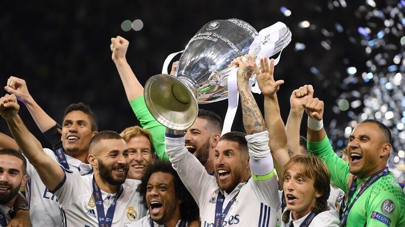 Real Madrid ganha Champions League 2017
