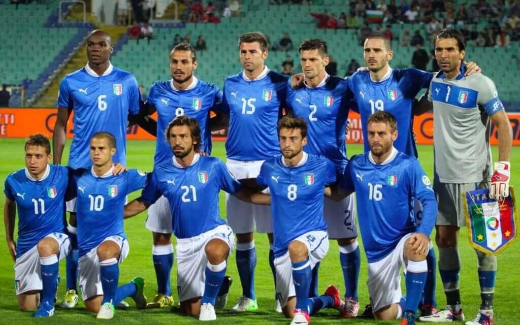 equipa nacional italiana 2017