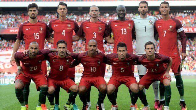 selecao portuguesa futebol 2017