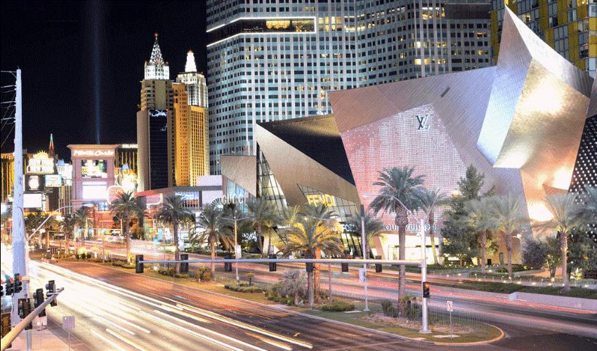 Las Vegas de noite