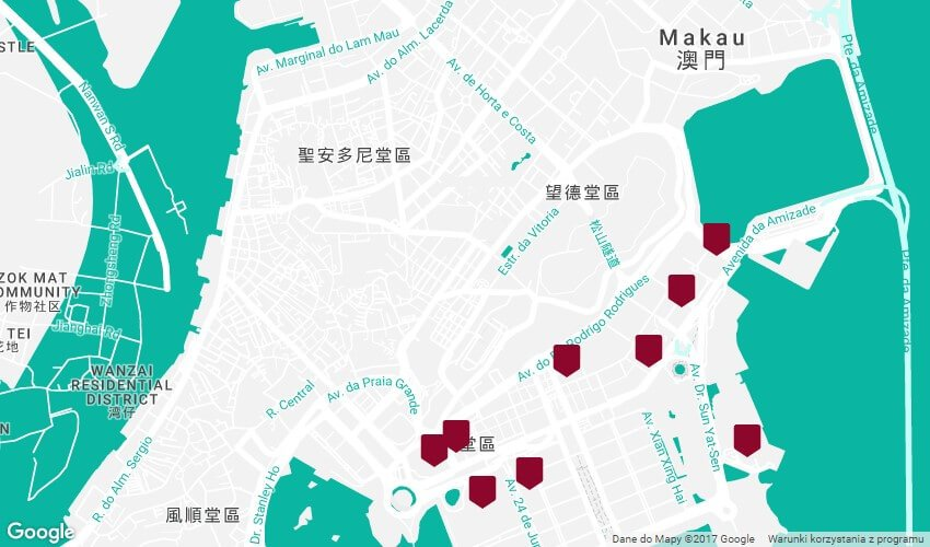 Macao Norte