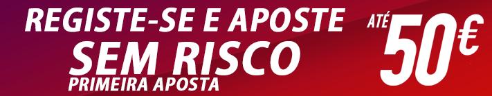 Betclic aposta sem risco até 50 euros