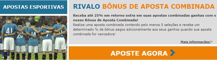 Bonus code Rivalo apostas