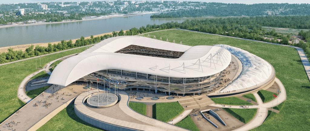 rostov arena estadio