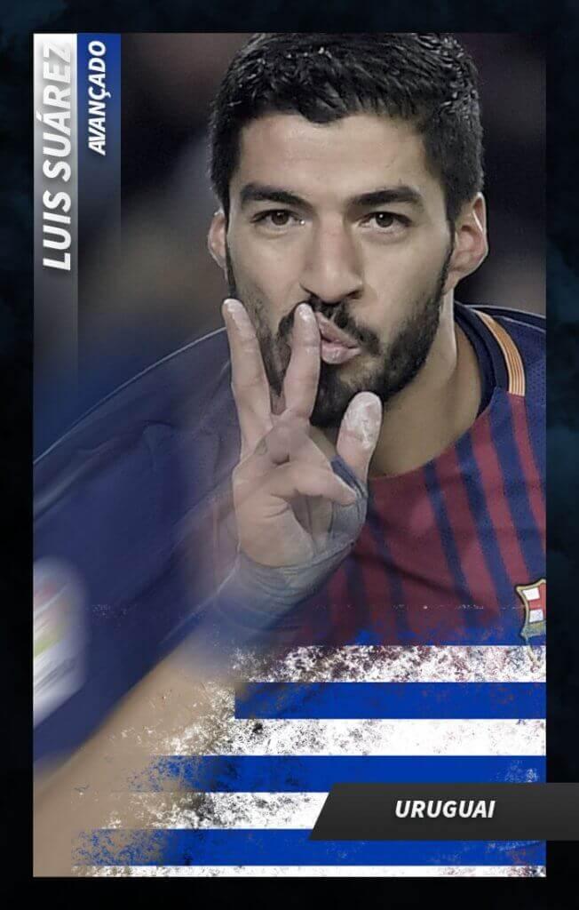 Luis Suárez, Barcelona