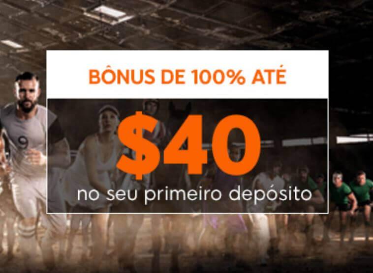 Código de promoção 888Sport