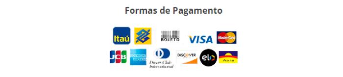 PMU Brasil Formas de Pagamento