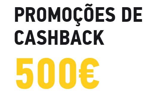 Fezbet Promoções de cashback