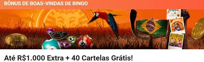 LeoVegas Bingo Offerta
